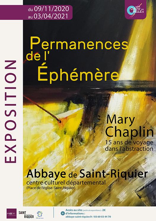 Exposition retrospective Musée Départemental de l'Abbaye de St Riquier organisée par le Conseil Départemental de la Somme, Hauts de France, Picardie