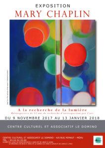 Art exhibition in Méru (France)